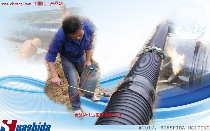 钢带管用热收缩套