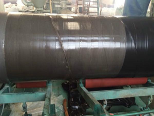 华仕达缠绕式3pe防腐设备厂家