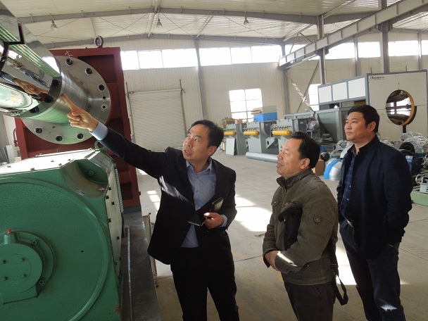 华仕达的专业是徐州客户购买保温管生产线的动因
