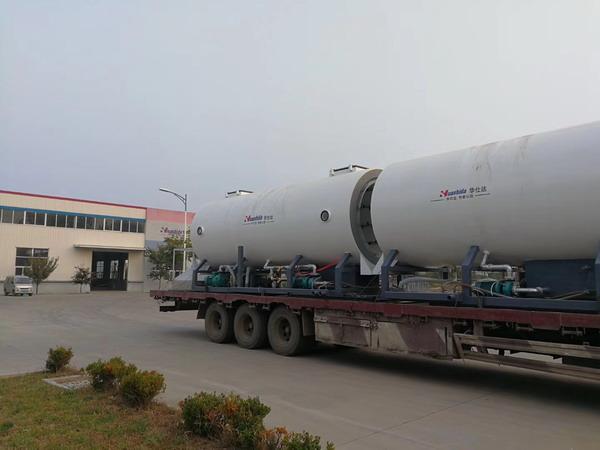 聚氨酯保温管设备华仕达专业厂家