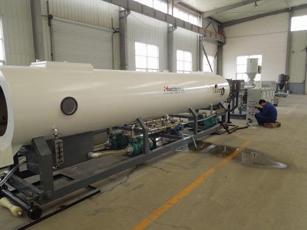 华仕达新型pe保温管设备专业厂家