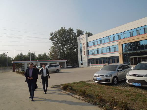 哈萨克斯坦15亿美元的工程 用的就是华仕达3PE 钢管防腐生产线