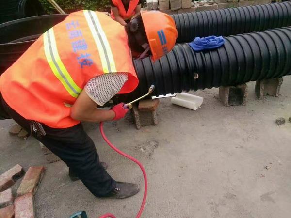 在国家工程中广泛使用华仕达热收缩套