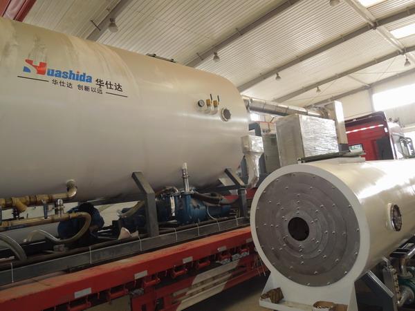 供热节能减排需要华仕达保温管设备