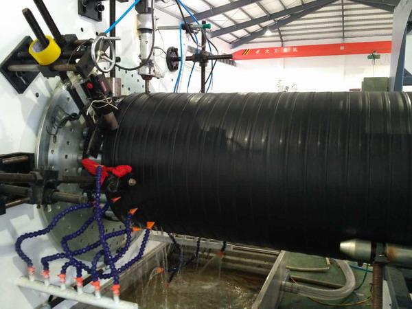 华仕达加强对中空壁缠绕管设备的知识产权保护