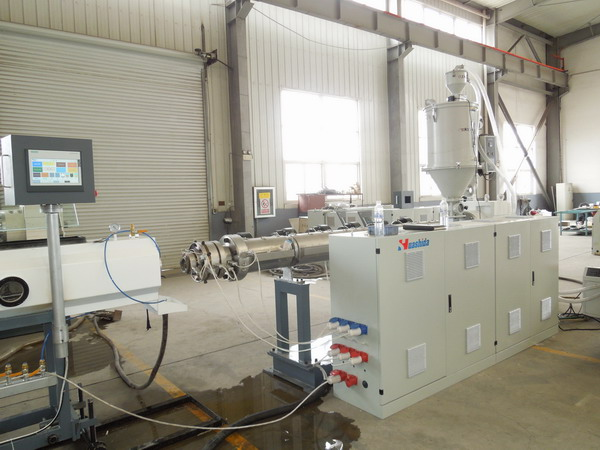 SKRG2700型华仕达适合做化粪池的 大口径中空壁缠绕管生产线