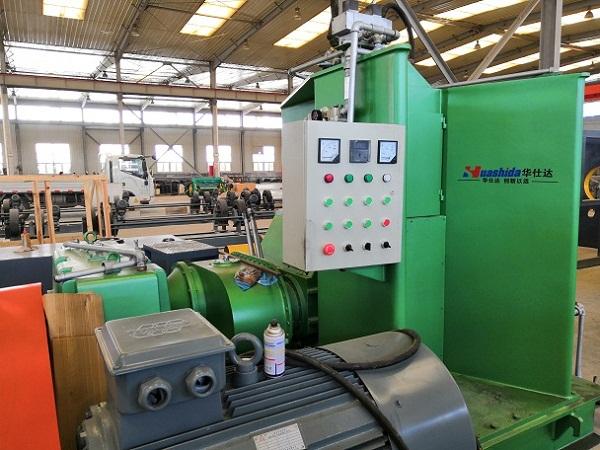新技术 新工艺-华仕达推出新型橡塑保温管设备