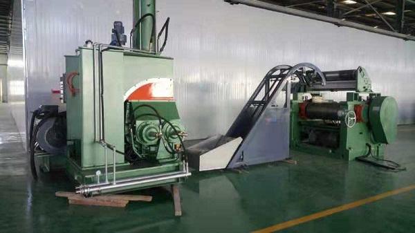 橡塑发泡保温管生产线已进入华仕达时代