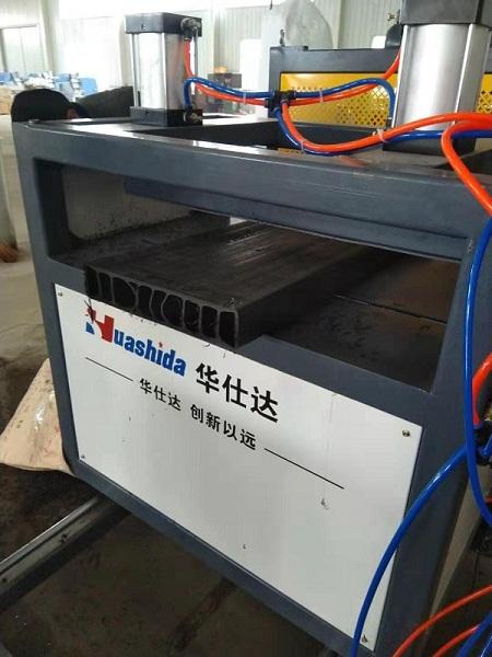 华仕达海洋养殖塑料踏板生产线