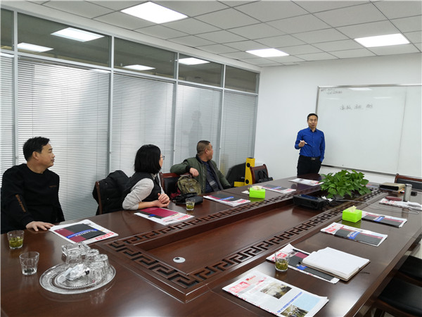 华仕达俨然成为保温管生产线理论知识培训基地