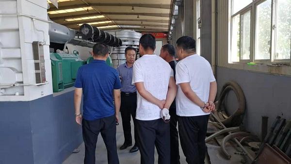 第三方评价让潍坊同义决心购买  华仕达的保温管生产线