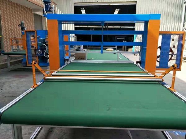 华仕达新技术新工艺NBR橡塑保温管生产线