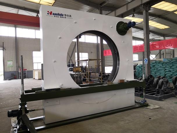 华仕达专业生产中频液压热煨弯管防腐设备