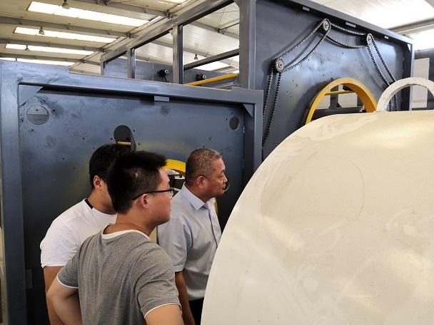 保温管生产线的华仕达技术工艺和管材用途