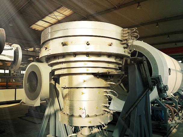 天津宇刚紧急追加保温管设备  华仕达全力保障一周供货