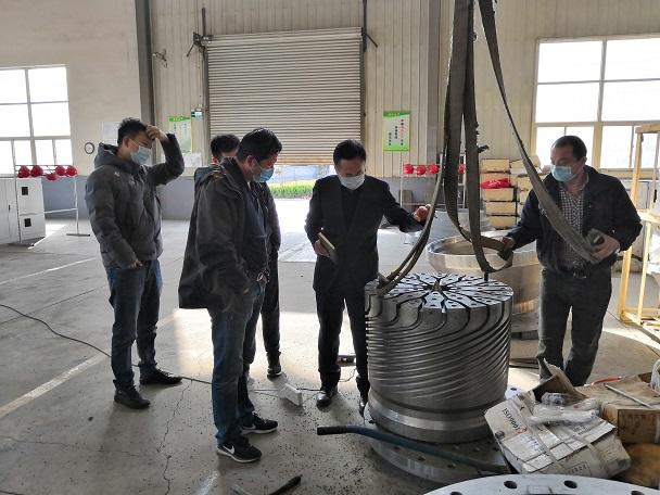 华仕达打造全系统4 种型号保温管生产线