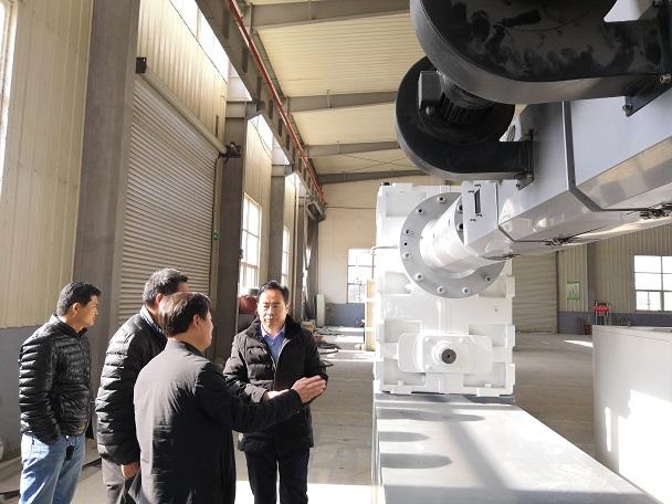 听华仕达创始人黄保东讲保温管设备技术