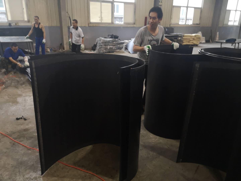 华仕达电热熔套/带施工安装规范