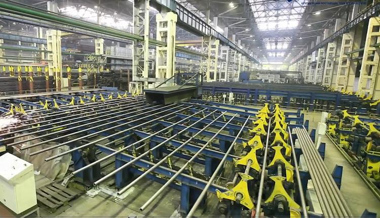人工智能在华仕达3PE钢管防腐设备上的应用