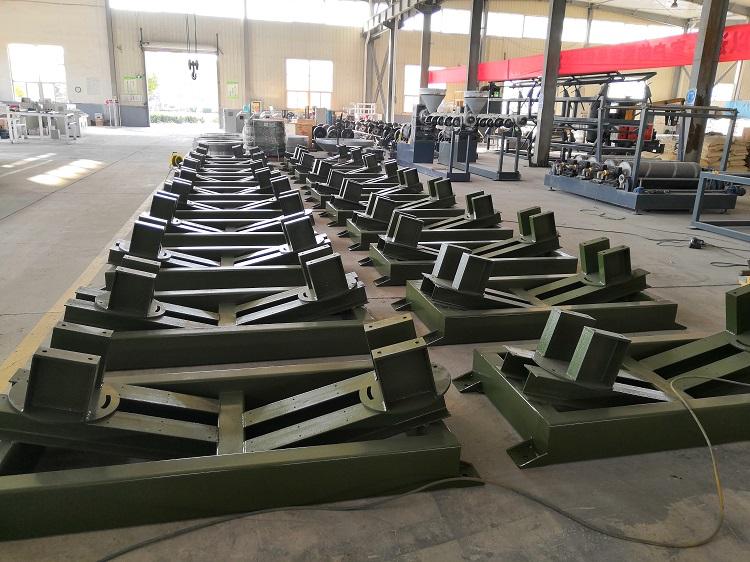 华仕达提供一流的3PE钢管防腐设备方案和服务