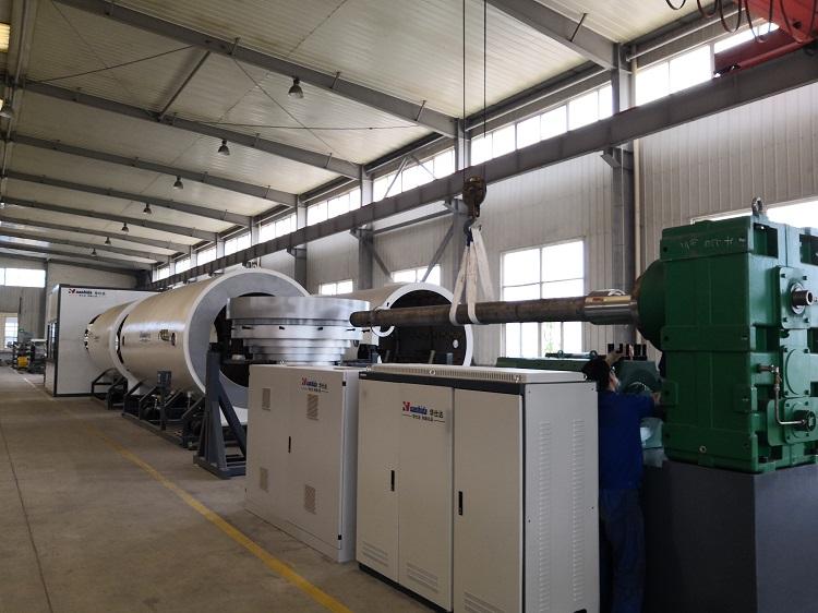 华仕达——高效智能化保温管设备的倡导者