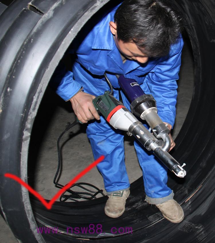青岛华仕达焊枪专用于钢带管焊接接口