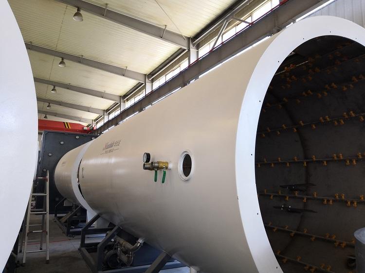 华仕达从110-2000大口径保温管生产线型号齐全