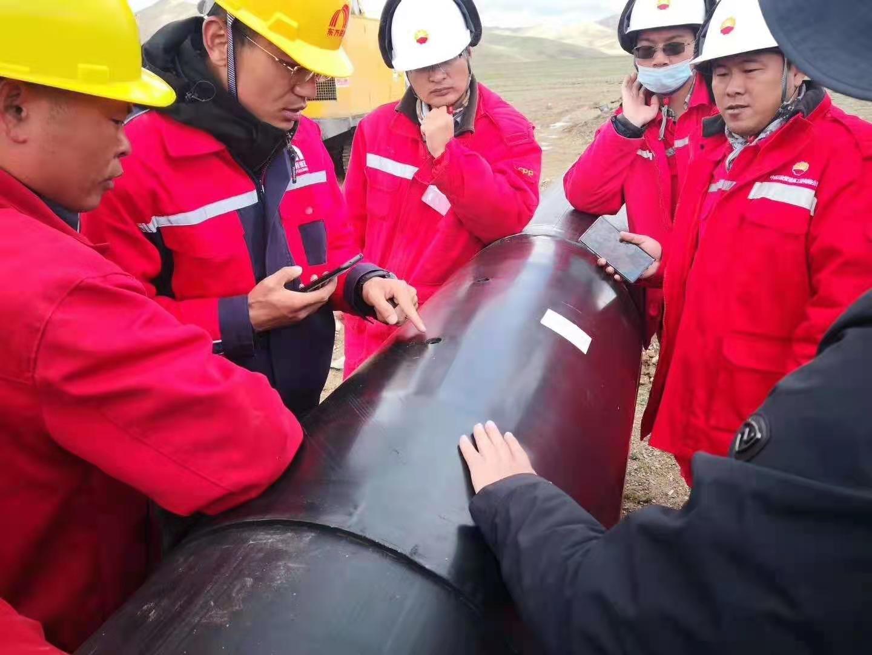夹克管保温管直埋补口电热熔套-青岛华仕达机器股份有限公司