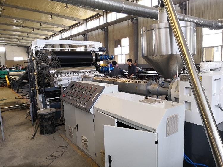 上新设备招新员工华仕达制品生产能力大幅跃升