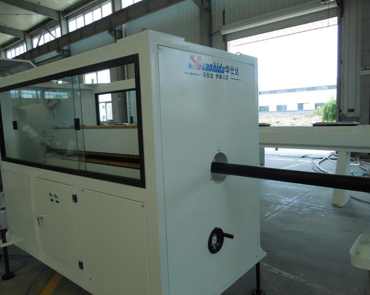华仕达是一步法PERT柔性保温管设备专业制造商