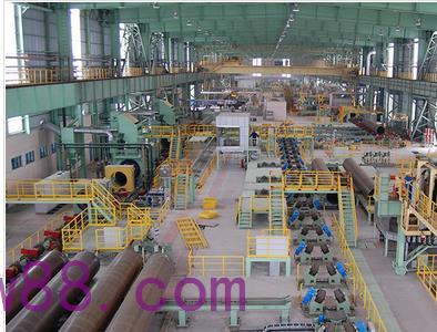钢管内外环氧防腐设备生产厂家-青岛华仕达