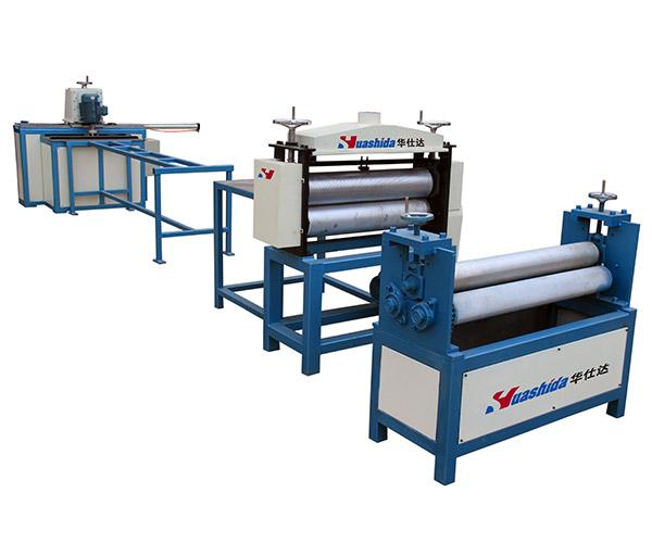 电热熔套生产线