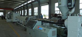 一步法PERT保温管生产线
