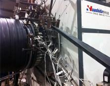 塑钢缠绕管生产线